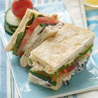 81 best Sandwich Ideas images on Pinterest | Lunch ideas ...