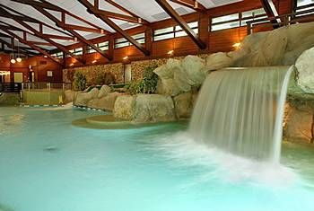 Disney's Sequoia Lodge Hotel Swimming Pool
