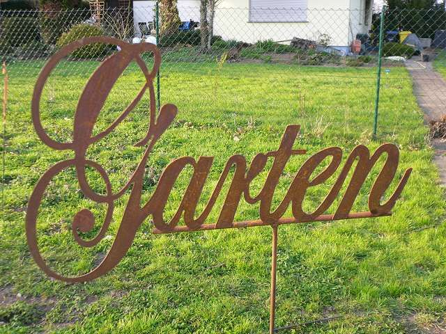 best 25+ gartenstecker rost ideas on pinterest | gartendeko rost, Gartenarbeit ideen
