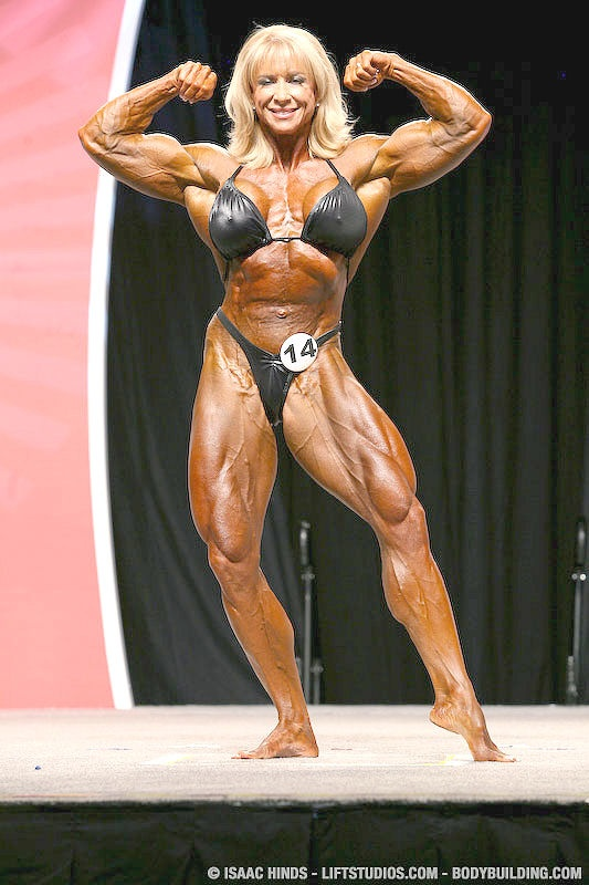 IFBB Professional League » 2008 Ms. Olympia