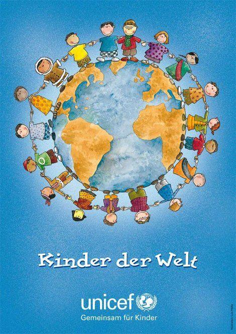 Weltkugel #KinderderWelt