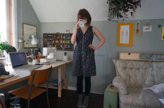 Darling Ranges dress in Denyse Schmidt
