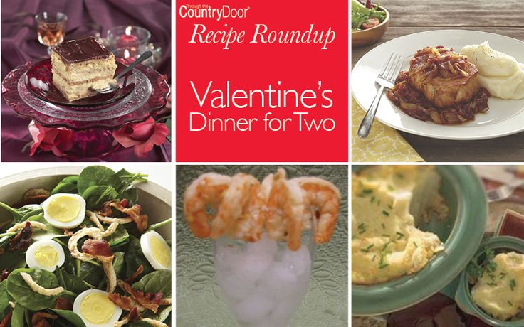 17 best images about valentine 39 s day on pinterest for Romantic valentine recipes for two