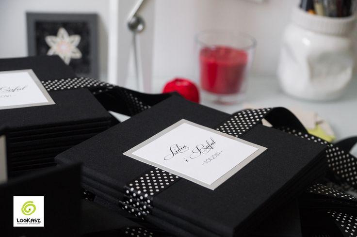 Zupełnie inna forma zaproszenia na ślub. Wedding Invitations