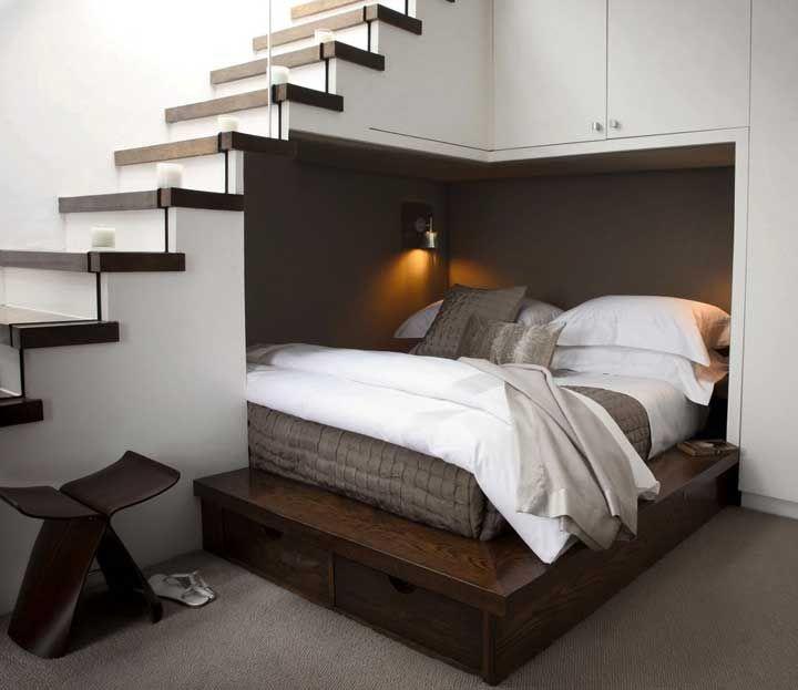 Die besten 25+ Dekor für kleine Räume Ideen auf Pinterest - Schlafzimmer Einrichten Kleiner Raum