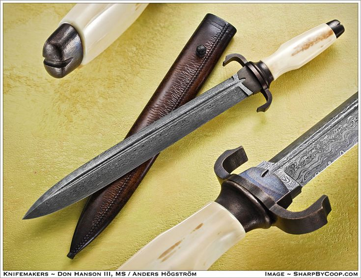 Photos SharpByCoop • Gallery of Handmade Knives - Page 19