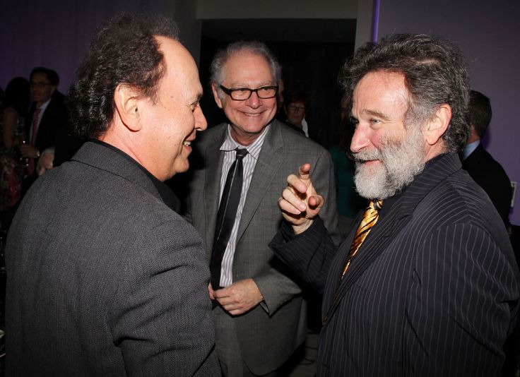 33 Photos Of Robin Williams And Billy Crystal's Three ...