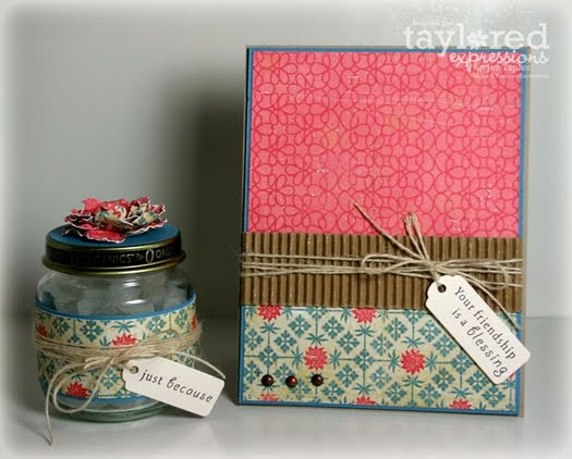 Food Gift In A Jar Ideas