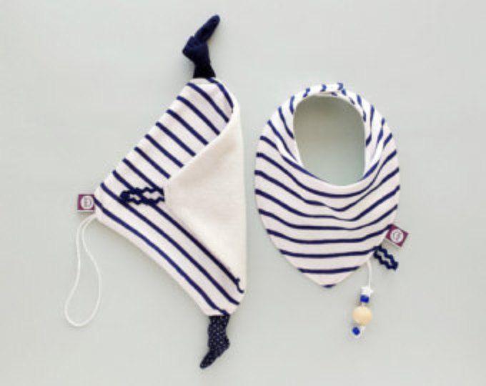 Babero del bebé Set de Bandana y regate de edredón bebé babeando dentición babero absorbente cuello bufanda más accesorios de bebé ducha regalo dentición bebé