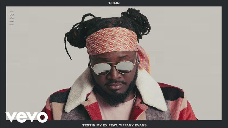 T-Pain ft. Tiffany Evans – Textin' My Ex