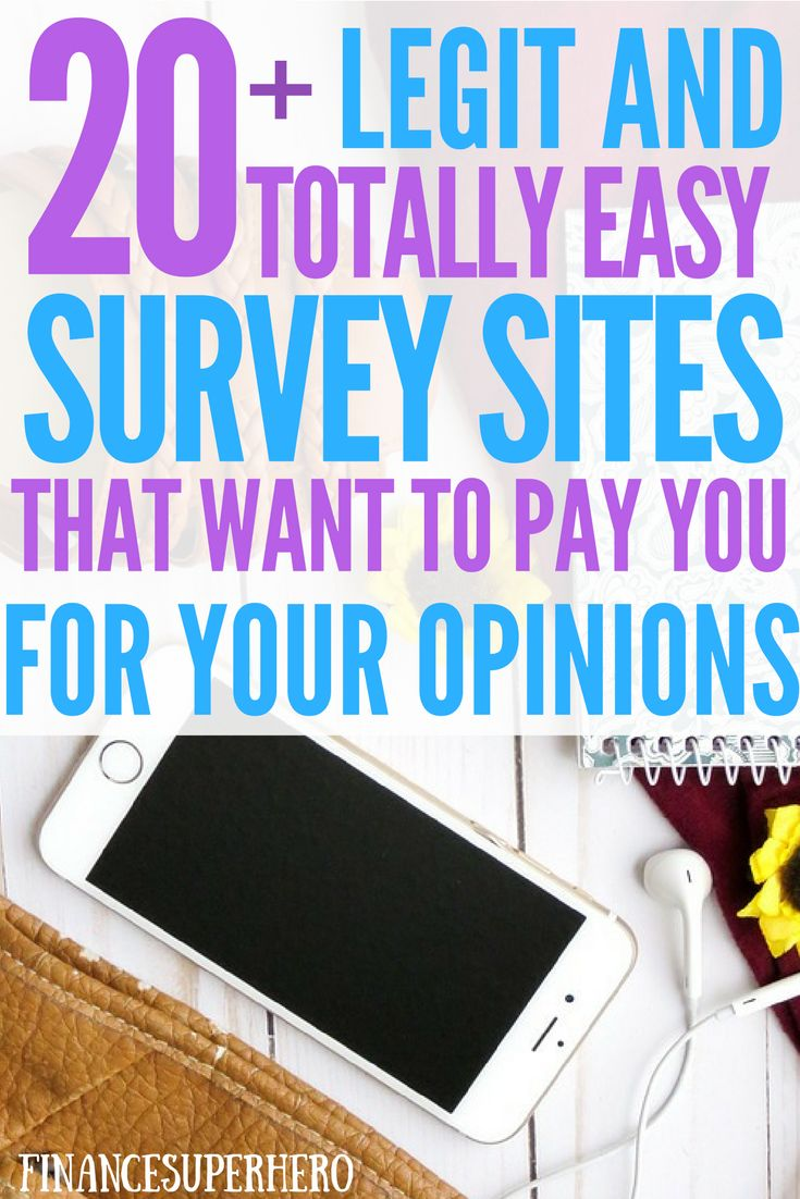 The 20 best online surveys to make 200 every month make money with online survey sites real