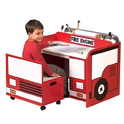 OMG! This desk is pretty awesome! i kinda wish i had this as a kid :)