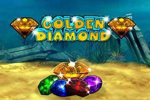 Golden Diamond - In eine glitzernde Welt voller Diamanten wird der Spieler beim Merkur Golden Diamond Automatenspiel jetzt auch online entführt. #GoldenDiamond jetzt kostenlos spielen http://www.spielautomaten-online.info/golden-diamond/