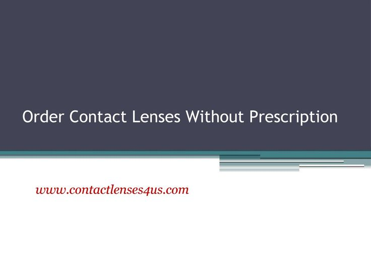 Enhance your looks and effortlessly take part in outdoor activity through contact lenses without prescription offered by http://www.contactlenses4us.com . https://www.scribd.com/presentation/321435727/Order-Contact-Lenses-Without-Prescription-Www-contactlenses4us-com