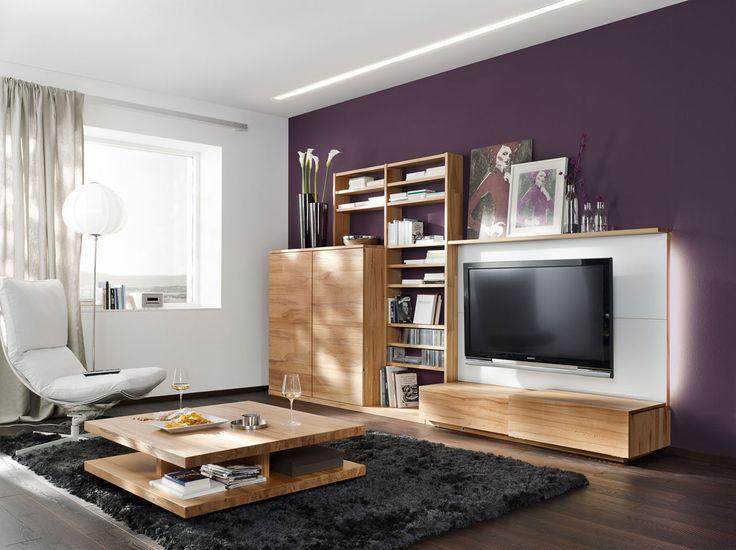 Librerie: pareti attrezzate multifunzione - Cose di Casa