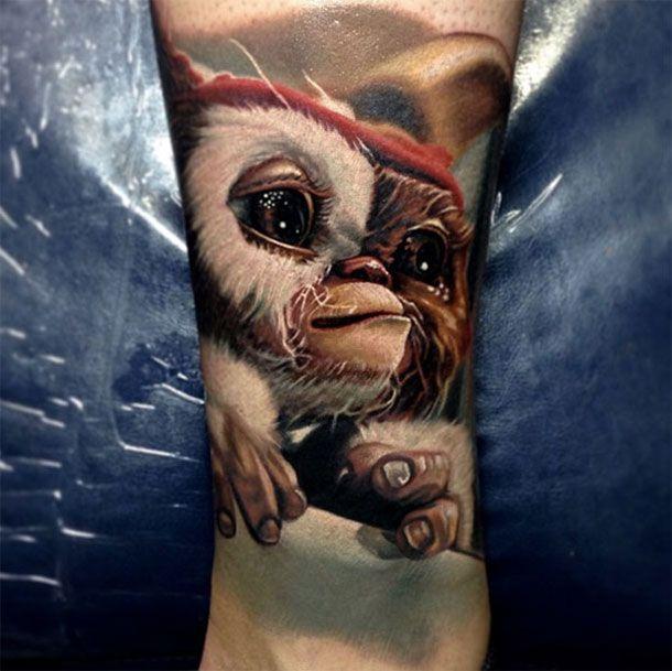 Gizmo tattoo