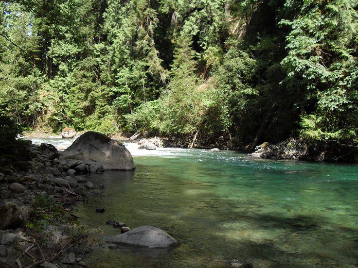 Chehalis River near Mission, B.C.