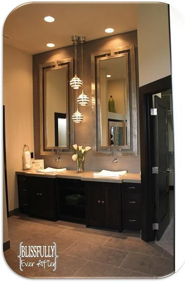 17 Best Images About Beautiful Bathroom Mirrors On