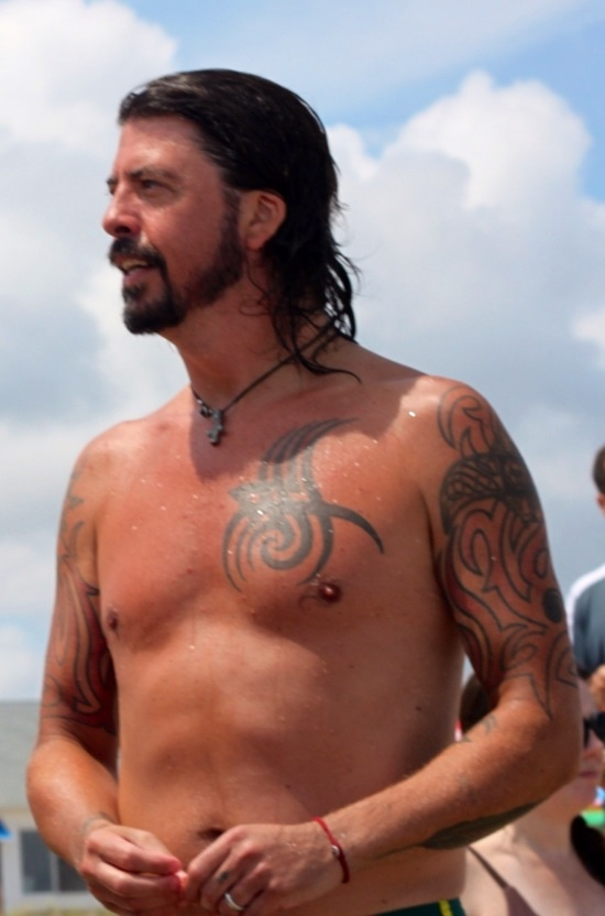 Dave Grohl Naked 121