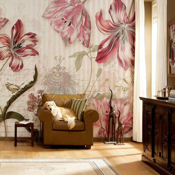 28 besten tapeten Bilder auf Pinterest Tapeten, Wandmalereien - wohnzimmer design tapeten