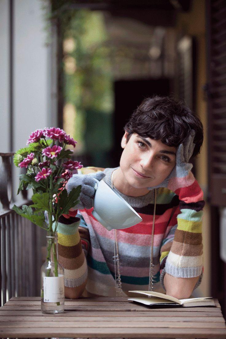 Stripes on Stripes // Eva Fontanelli
