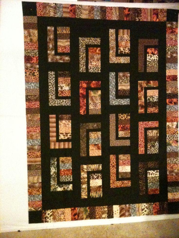 Quilt Pattern Urban Cabin : Urban Cabin Quilting Pinterest