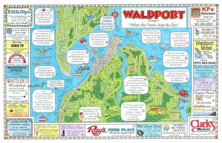 Waldport, Oregon