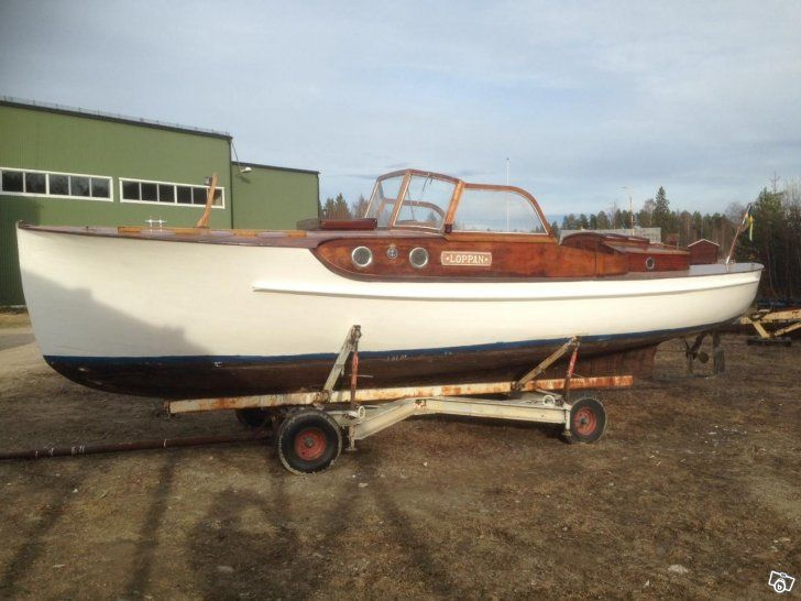 Kta pettersson tr b t woodenboats swe fin pinterest for Best small cabin boats