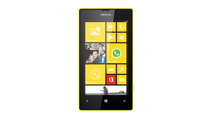 Nokia Lumia 520 Windows 8 Smartphone - Outright Mobile Phones - Phones & Phablets - Phones, Accessories & GPS   Harvey Norman Australia