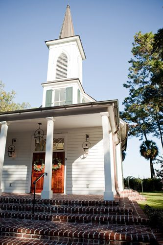 Palmetto Bluff In Sc Has The Most Perfect Wedding Chapel Ever