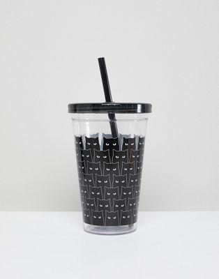 MONKI cat cup