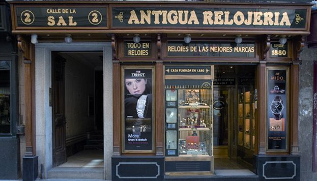 13 best tiendas antigua de madrid images on pinterest - Esparteria madrid ...