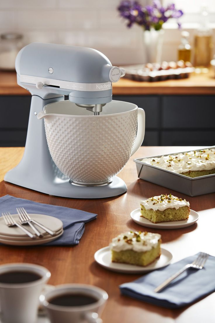 Kitchenaid Debuted The Most Calming Retro Shade For Its