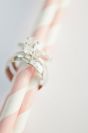 oval diamond engagement ring   Caroline Joy