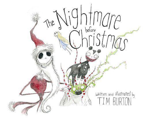 The Nightmare Before Christmas: 20th Anniversary Edition / Tim Burton