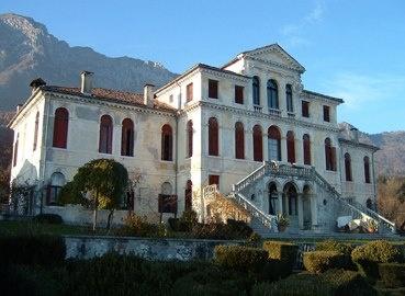 Villa Sandi Zasso Sospirolo Belluno Dolomiti Veneto Italia
