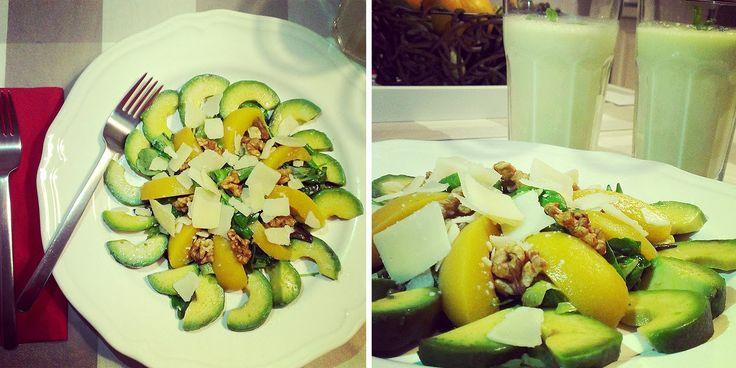 Gust Verde: Iarna nu-i ca vara si nici dimineata ca seara: 3 preparate intr-o cina usoara.