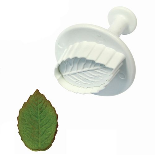 PME Rose leaf plunger cutter XLarge 45mm
