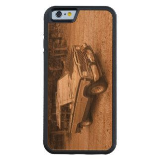 Jeep Grand Wagoneer or woody Carved® Cherry iPhone 6 Bumper Case