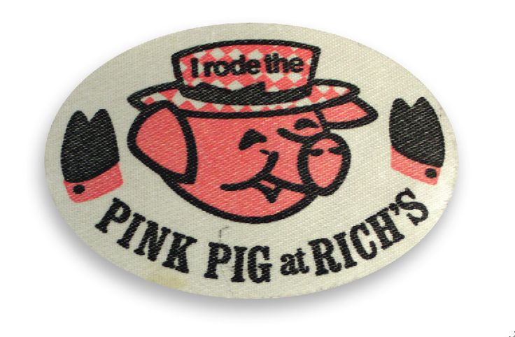 Who remembers getting one of these? Learn about the history of the Pink Pig!