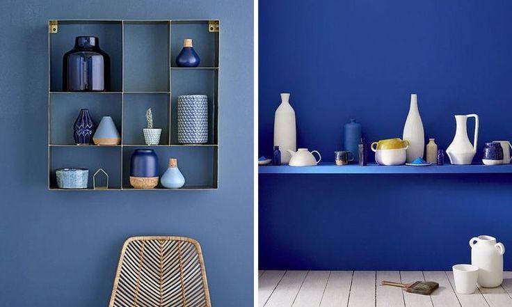 De kleur blauw in het interieur: inspiratie voor diverse kleuren blauw in het interieur. Lees hier meer en bekijk alle mooie afbeeldingen van interieurs.