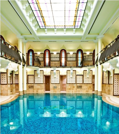 Indulge yourself  at #RoyalSpa. 21st century experience at a historic spa. http://www.corinthia.com/hotels/budapest/spa-and-wellbeing/