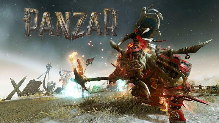 Панзар онлайн игра мморпг в стиле фэнтези