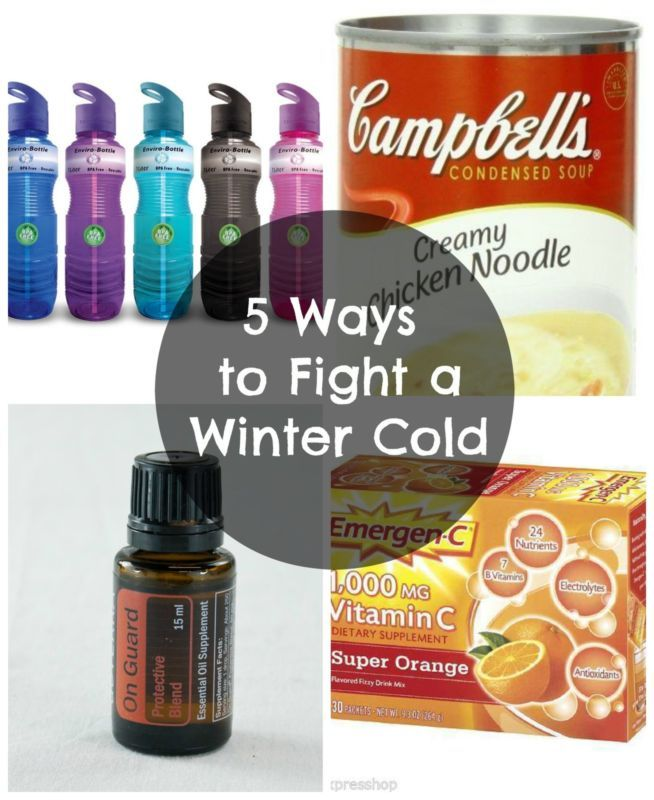 ... Keep reading for more great tips from eBay to ward off colds and flus
