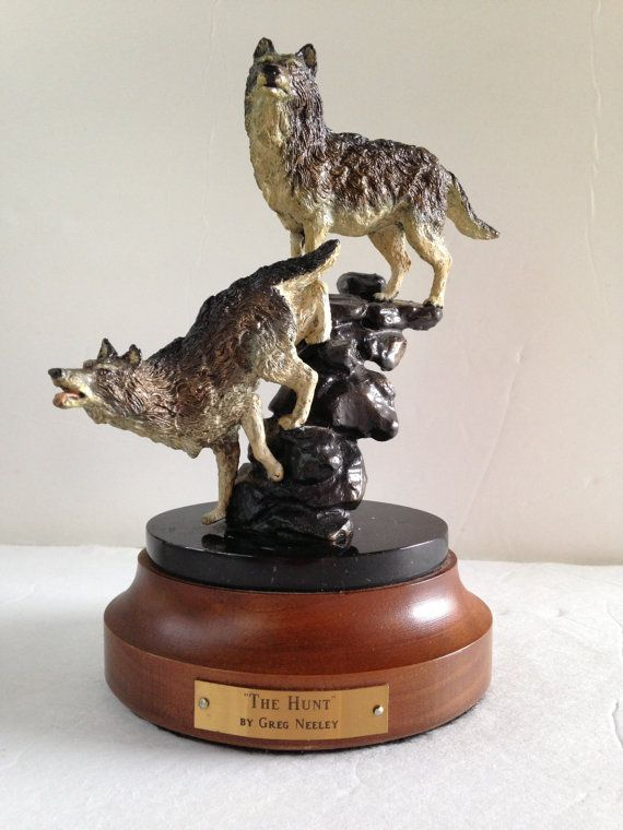 Best images about wolf figurines on pinterest wolves