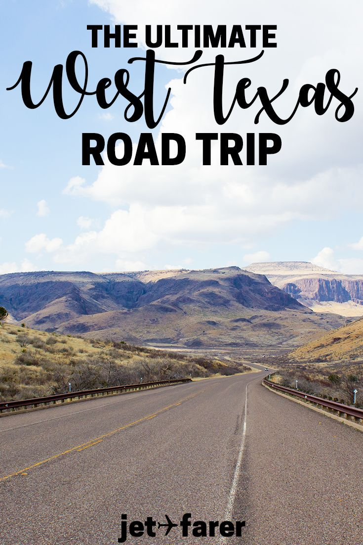 Thinking of taking a road trip in Texas? Here's a perfect 4-day itinerary for you! #UnitedStates #Texas | texas travel | texas weekend getaways | Texas road trips | places to visit in texas | texas photography | west texas | USA road trip ideas | weekend trip ideas |