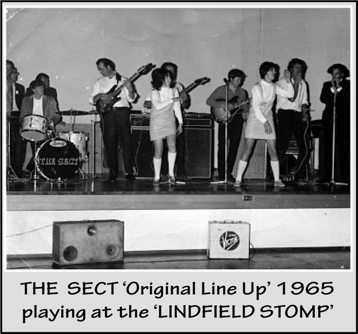 1967 THE SECT    With no readily available material on the complete history of the band, it is with many thanks to the band's original lead guitarist, Neil Smith I can present this prequel to my time