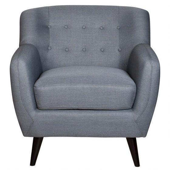Addison Arm Chair - Grey - Urban Barn - 1/2 - $699
