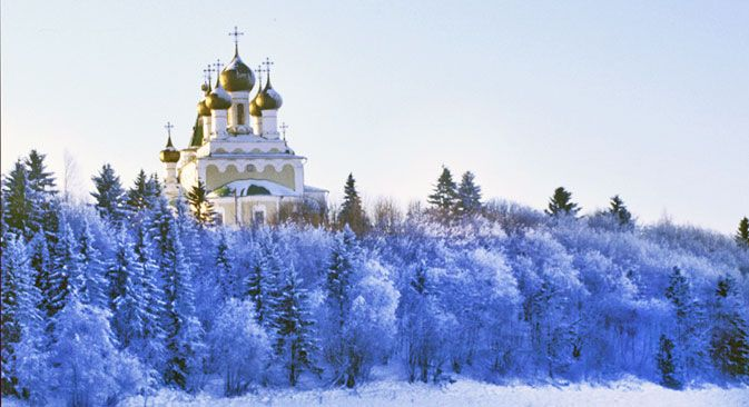 Kholmogory: Russia's first window to the West   Russia Beyond The Headlines