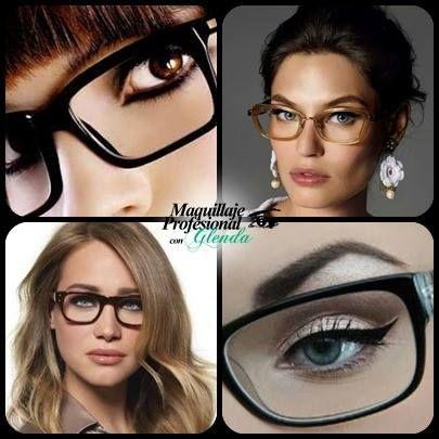 Foto: Maquillaje para Chicas que usan Lentes!! ;)</p><br /> <p>Lo primero que debes hacer es identificar el tipo de lentes que utilizas, forma, color, aumento y cualquier detalle que pueda influir en el maquillaje.<br /><br /> 1. Adiós ojeras: Normalmente suelen notarse más las ojeras al momento de usar lentes, ocúltalas con un corrector de larga duración en un tono igual al de tu piel.<br /><br /> 2. Piel Mate: usa un polvo compacto o traslúcido para mantener tu rostro sin brillo, los ...